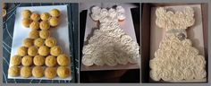 Bridal Shower Cakes And Cupcakes | If you would like to check out the tutorial please visit:
