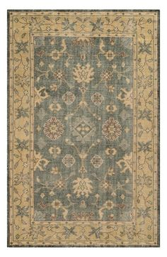 Rizzy+Home+Hand+Knotted+Wool+Area+Rug+available+at+#Nordstrom