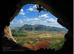 Climbing in Cuba by bandbcuba