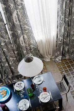 """Fabric by La maison Pierre Frey. OBERKAMPF FABRIC  140 cm/55.1"""" 74 cm/29.1"""" H 140 cm/55.1"""" 100 % lin  187€/metre"""