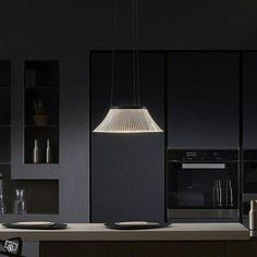 Here you can really talk about new interpretation of a modern Plisse lamp. The Pendant lamp Plisse has lines laser cut in the smart transparent screen. Transparent Screen, Lamp, Ceiling Lights, Modern, Pendant Lamp, Home Decor, Pendant Light, Led Lights, Light