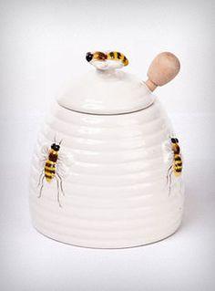 Sweet Bee Honey Pot