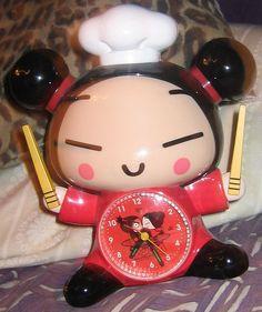 Pucca Clock