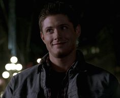 I love the look he gets on his face when he's teasing Sammy - 1x16 Shadow