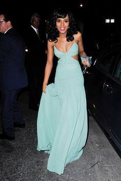Love this dress - Kerry Washington Met Gala 2011