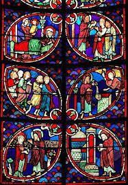 Resultado de imagem para vitrais igreja Bela Vista do Paraíso