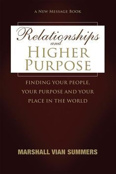 Relationships and Higher Purpose - New Knowledge Library