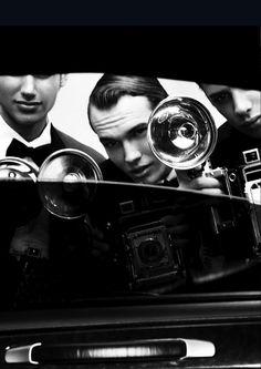 Paparazzi By Giuliano Bekor.