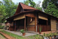 Javanese home - Google Search