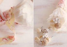 Knob Bouquet
