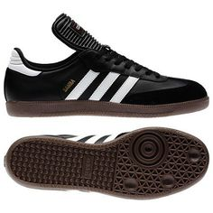 new products 74c7c 50d05 Adidas Shoes Men Black And White adidas Men s Samba Classic Soccer Shoe  leather Rubber sole adiPRENE
