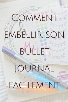 Comment embellir son bullet journal facilement Hey little dolly – How to beautify his journal bullet easily? – Hey Little Dolly Bullet Journal Décoration, Bullet Journal Spread, Bullet Journal Layout, Bullet Journal Inspiration, Bujo, Weekly Log, Organization Bullet Journal, Diy Organization, Kugel