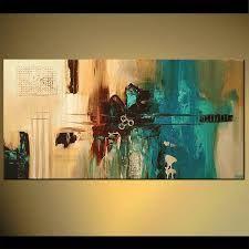 Resultado de imagen para cuadros modernos abstractos coloridos