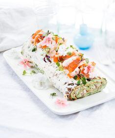 Sunday Breakfast, Fresh Rolls, Avocado Toast, Food And Drink, Ethnic Recipes, Koti