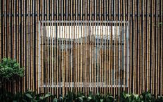 Bamboo courtyard by HWCD, Yangzhou   China store design