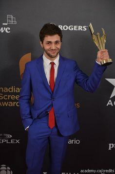 Xavier Dolan/Canadish Screen Awards 2013