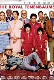 The Royal Tenenbaums...I do enjoy a good Wes Anderson film now & then... :)