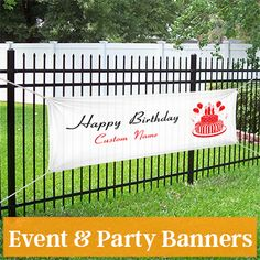 Custom Banner Design Create Your-Personalized Banners And Signs
