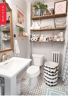 Small Master Bathroom Makeover On A Budget Pinterest Master - Bathroom updates for small bathrooms