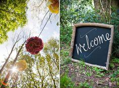 Дженни Пэкхэм для ночи Midsummer Dream Вдохновленный Woodland Свадебный ...