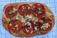 Greek Recipes, Pie Dish, Vegetable Pizza, Tart, Corfu, Food And Drink, Favorite Recipes, Healthy Recipes, Bread