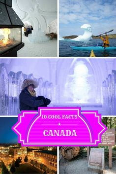 Fun take on some of the cool, scientific or unexplained stuff on Canada.