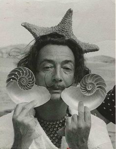 """You have to systematically create confusion, it sets creativity free. Everything that is contradictory creates life"" ― Salvador Dalí"