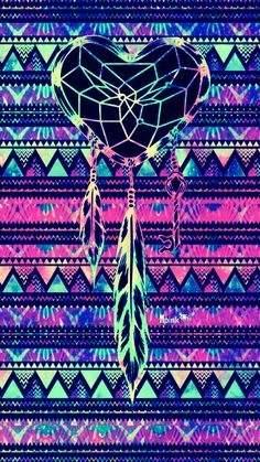 Tribal Dreamcatcher Galaxy iPhone/Android Wallpaper I Created For The App Top Chart More Wallpaper, Painting Wallpaper, Wallpaper Iphone Cute, Galaxy Wallpaper, Screen Wallpaper, Dreamcatcher Wallpaper, Fantastic Wallpapers, Galaxy Art, Dream Catcher