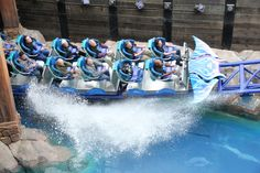 Ridin' the (Manta) Ray at SeaWorld San Diego