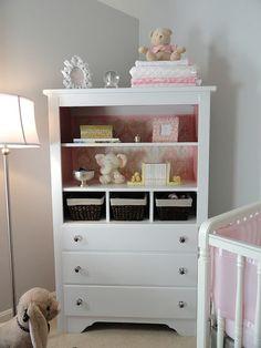 nursery armoire