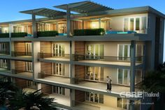 Krabi Condominiums For Sale, Condominums - Modern tropical condominiums & penthouses