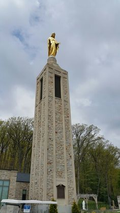 National Shrine Grotto of Our Lady of Lourdes, Emmitsburg, Maryland, USA.