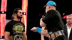 John Cena Officially Qualifies As A Bad Man #Battleground, #SethRollins, #SummerSlam, #UnitedStatesChampionship