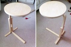 Another Frosta Side table by IKEA Hackers - DECOmyplace