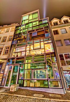 Touristinformation, Marktplatz #Jena  in Germany