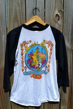 Authentic  Tour Kiss Concert T Shirt