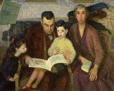 Henry Lamb, 1927