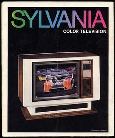 Had this TV growing up! Color Television, Vintage Television, Vintage Tv Ads, Old Ads, Back In The Day, Old Photos, Childhood Memories, Old School, Nostalgia