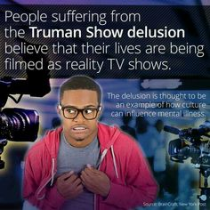 truman show psychology