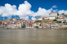 Travelling to Porto and don't know where to stay yet? Here are our favourite areas and hotels! Porto City, Go See, Portugal Travel, San Francisco Skyline, Cosy, Paris Skyline, Amsterdam, Travel Inspiration, Road Trip