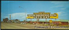 Went here with mom and dad Central Valley California, Bakersfield California, Images Of California, Somewhere Down The Road, Kern County, Vintage Neon Signs, Usa Holidays, Historical Images, Road Trippin