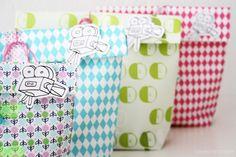Luloveshandmade: DIY: Movie Night Candy Bags (& Free Printable)