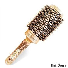 Hair Brush - wonderful variety. Need to explore...