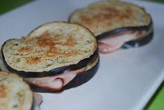 Mi Rincón, Mi Cocina - Repostería Creativa y Tradicional, Salados - Recetas de cocina: San Jacobo de berenjena al horno