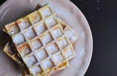 Glutenvrije Brusselse wafels recept Waffles, Breakfast, Food, Morning Coffee, Essen, Waffle, Meals, Yemek, Eten