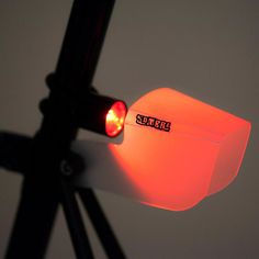 lampshade for bike lights