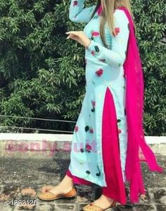 Free COD WhatsApp is part of Cotton dress pants - Kurta Designs Women, Kurti Neck Designs, Kurti Designs Party Wear, Salwar Designs, Punjabi Suits Designer Boutique, Indian Designer Suits, Designer Kurtis, Dress Indian Style, Indian Outfits