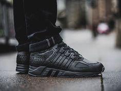 Adidas Pusha T King Push Carp Leather Sneakers
