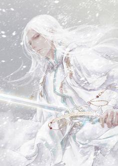 梦幻恋姬采集到半景半色(2074图)_花瓣 (reference: Chang Yi)