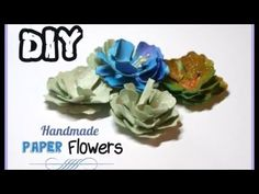 Paper Flowers, About Me Blog, Arts And Crafts, Handmade, Hand Made, Art And Craft, Art Crafts, Handarbeit, Crafting